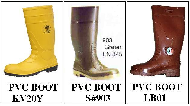 SAFETY SHOES & BOOTS